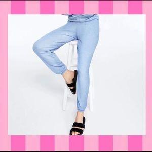 💙Victoria's Secret Pink Cozy Classic Pant
